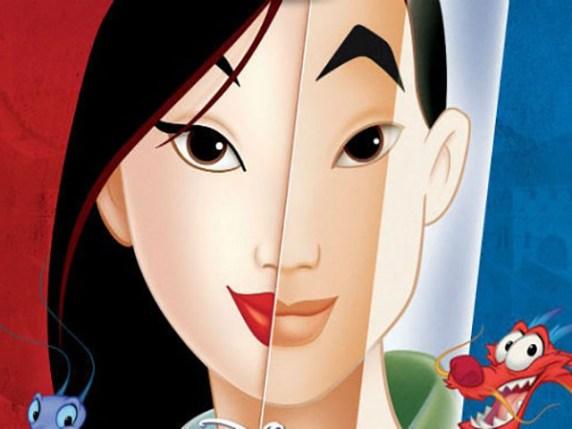 Foto Mulan doppio volto spada
