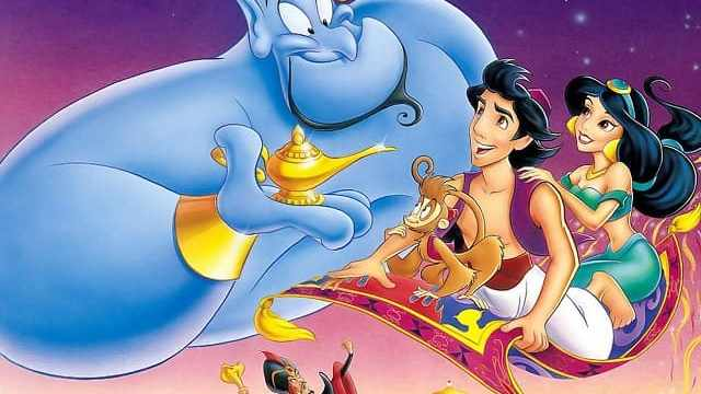 foto Aladdin