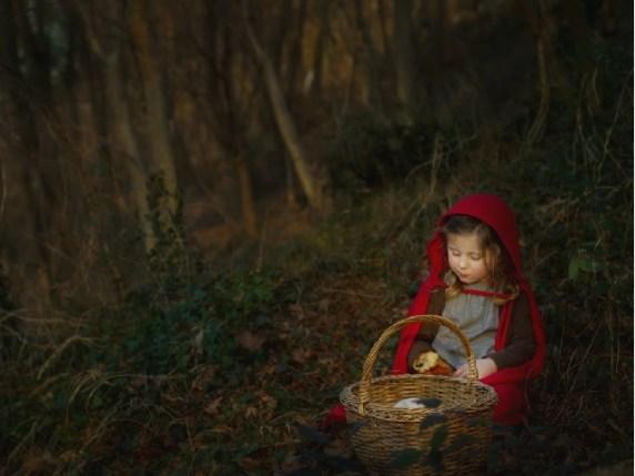 foto cappuccetto rosso morale della favola
