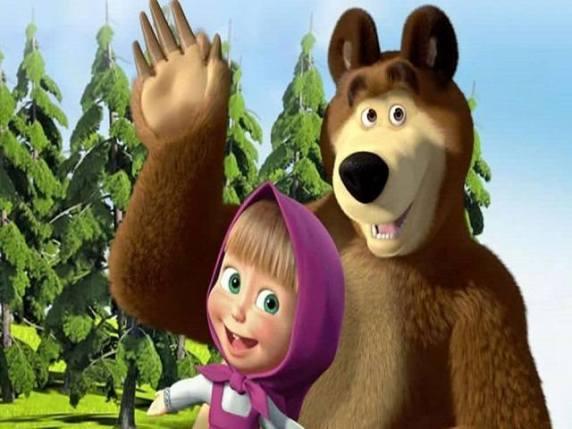 masha e orso episodi italiani