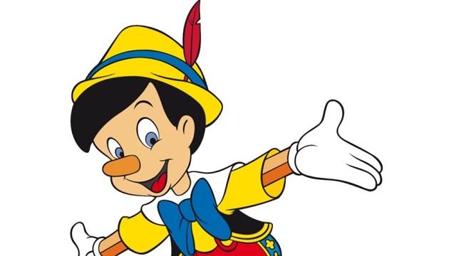 foto Pinocchio Disney