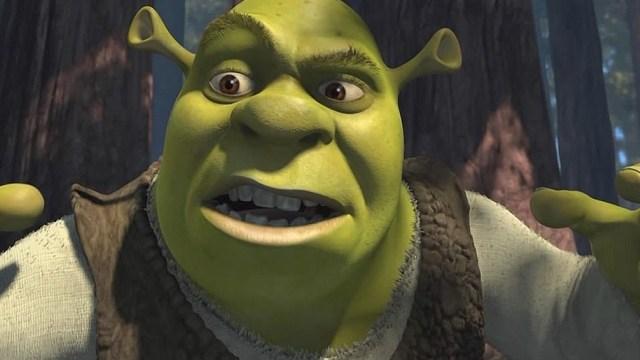 foto Shrek