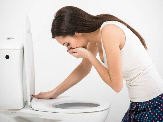 foto sintomi gravidanza nausea