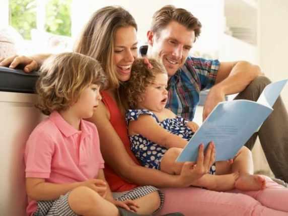 foto genitori e figli