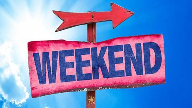 Foto immagini buon weekend fine settimana