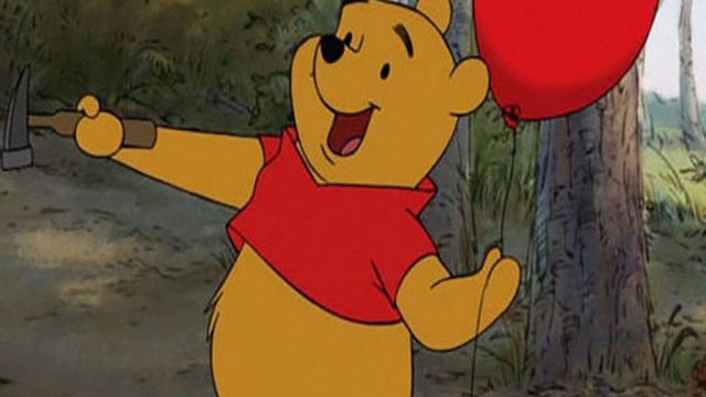 Foto Winnie The Pooh Palloncino