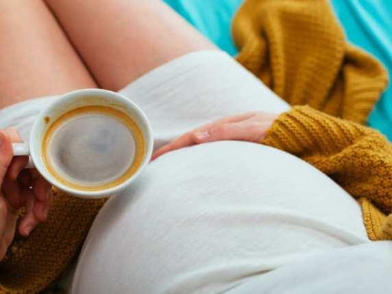 foto caffè gravidanza