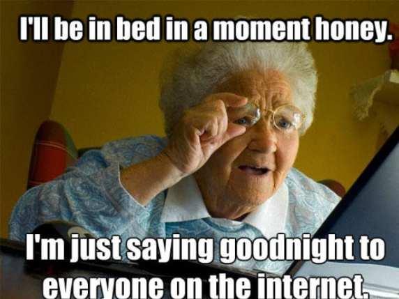 foto immagini buonanotte nonna