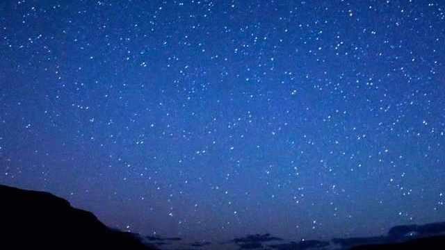 foto immagini cielo notte