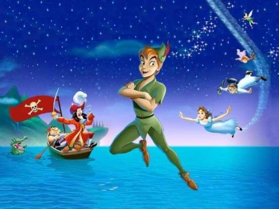 foto Peter Pan disney