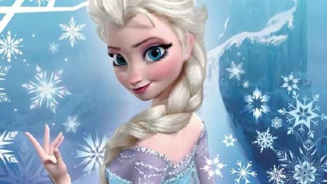 foto principessa elsa frozen