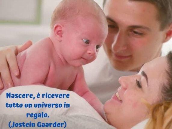 frasi per nascita