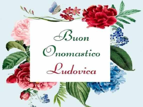 Immagini auguri Ludovica