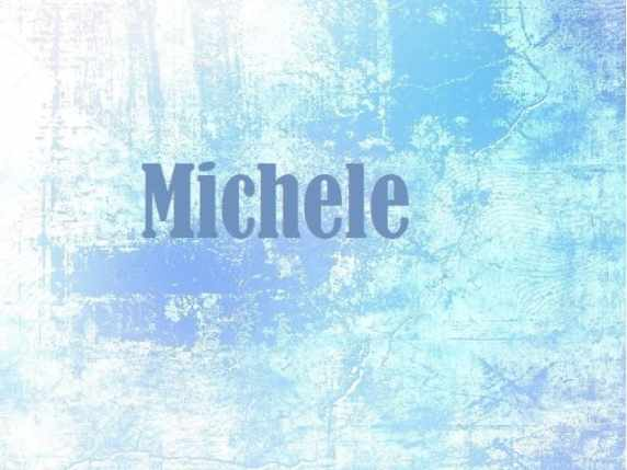 Nomi maschili italiani Michele