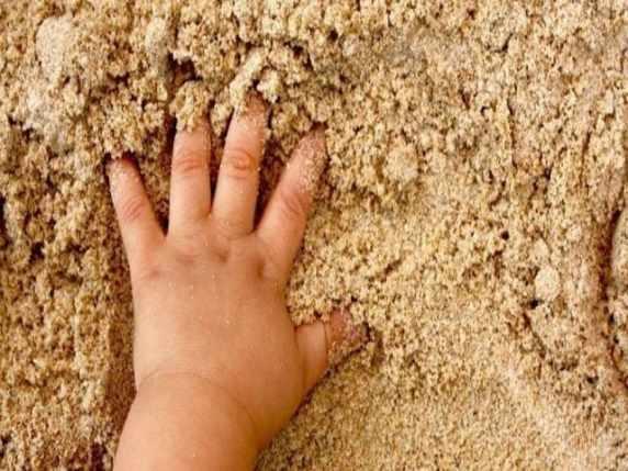 foto attività sabbia