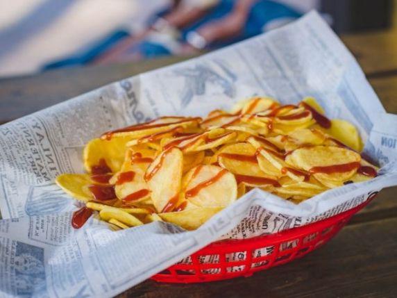 patatine fritte in gravidanza