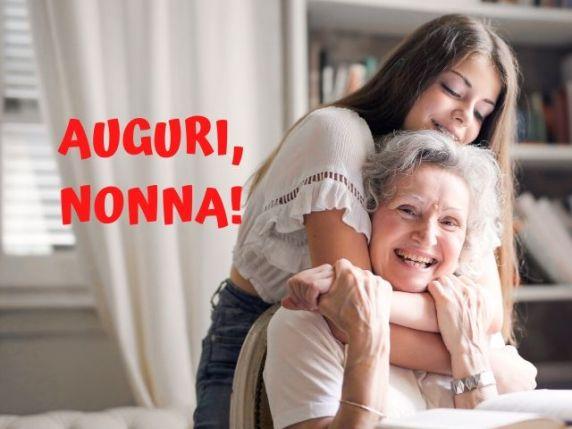 auguri nonna