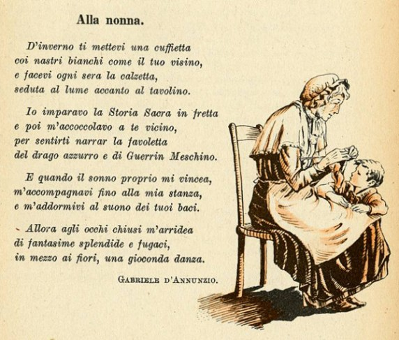 frasi nonna