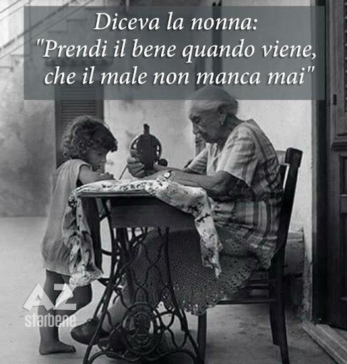 frasi per i nonni