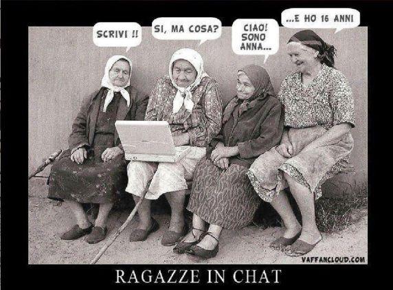 nonni divertenti