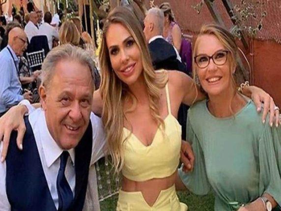 Chi sono i genitori di Ilary Blasi