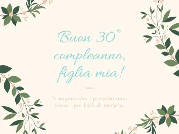 30 anni