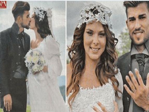 matrimonio micol olivieri