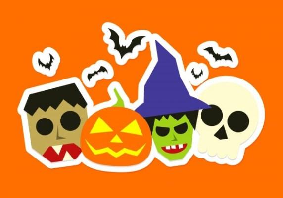 immagini halloween per bambini