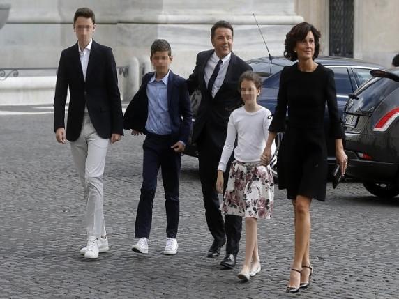 Matteo Renzi figli
