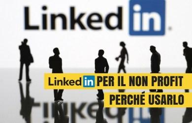 Linkedin per il non profit