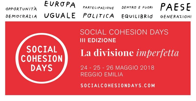 Social Cohesion Days 2018
