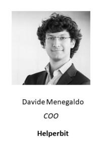 Davide Menegaldo Helperbit