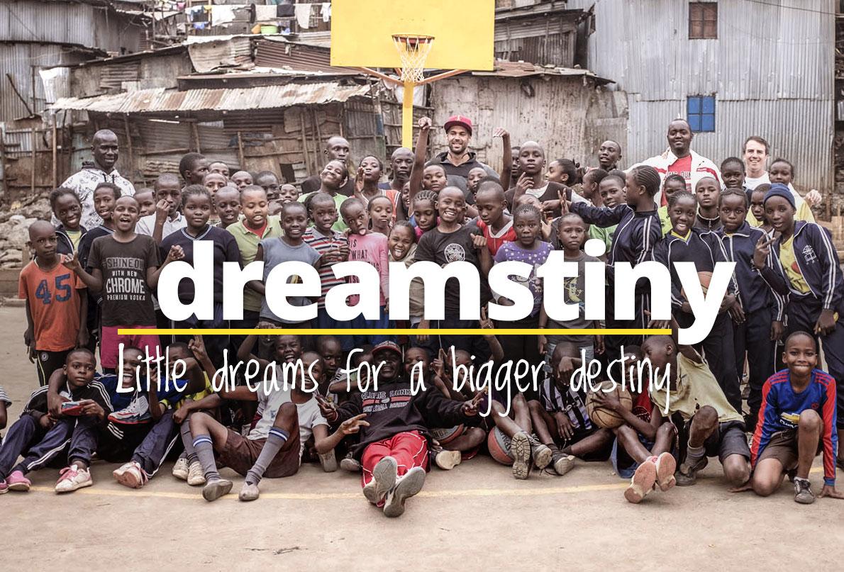 Dreamstiny: la campagna solidale di Incomedia a favore dei ragazzi di Slums Dunk
