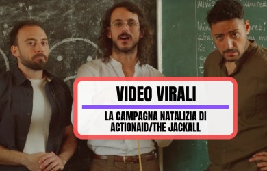 video virali la campagna natalizia di actionaid the jackall