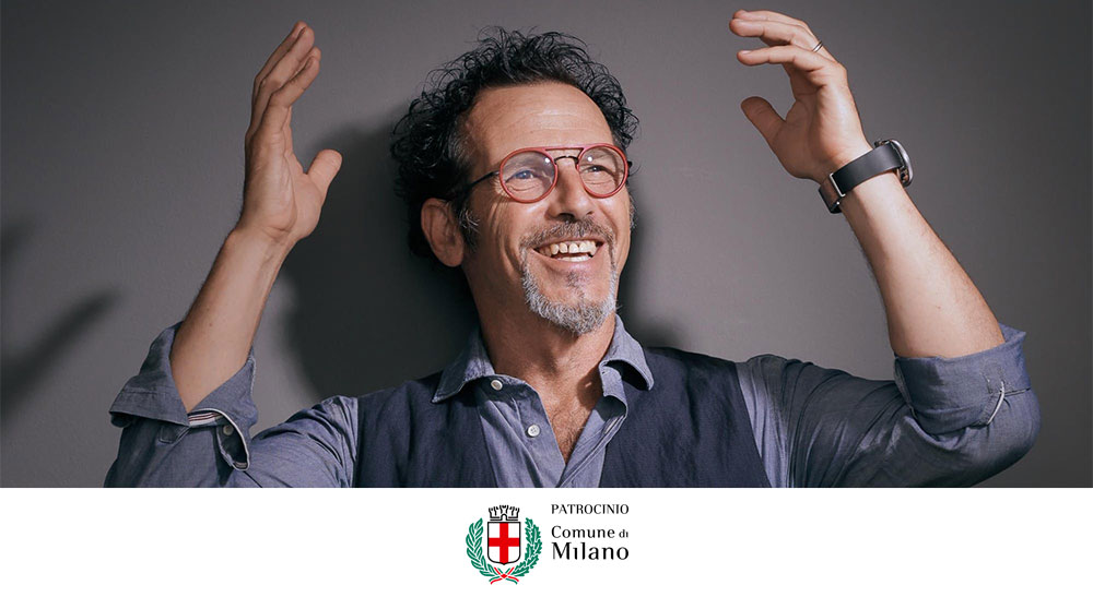 """""""DI PERSONA È UN ALTRO"""": Germano Lanzoni a Teatro per L'Albero della Vita"""