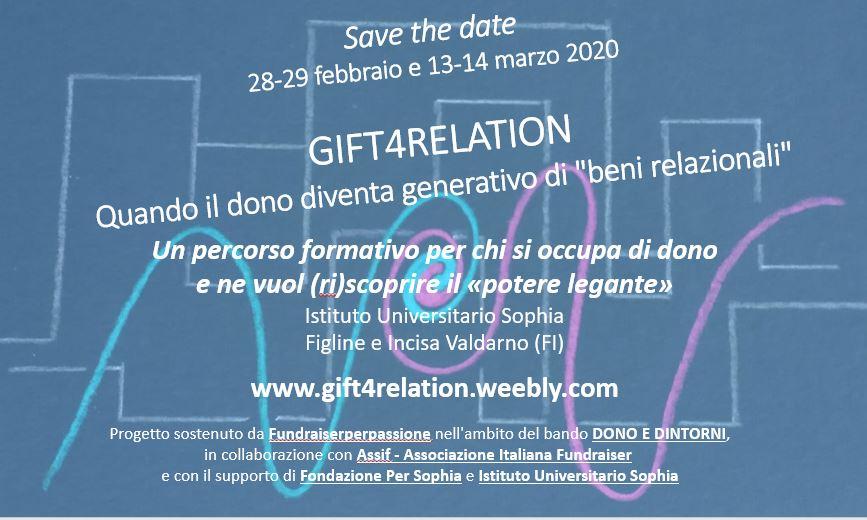 Gift4relation