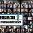 fundraiser per gli ospedali in emergenza