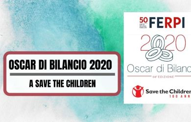 Oscar di Bilancio Ferpi 2020 a Save the Children