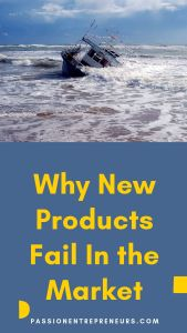 Why New Products Fail In The Market