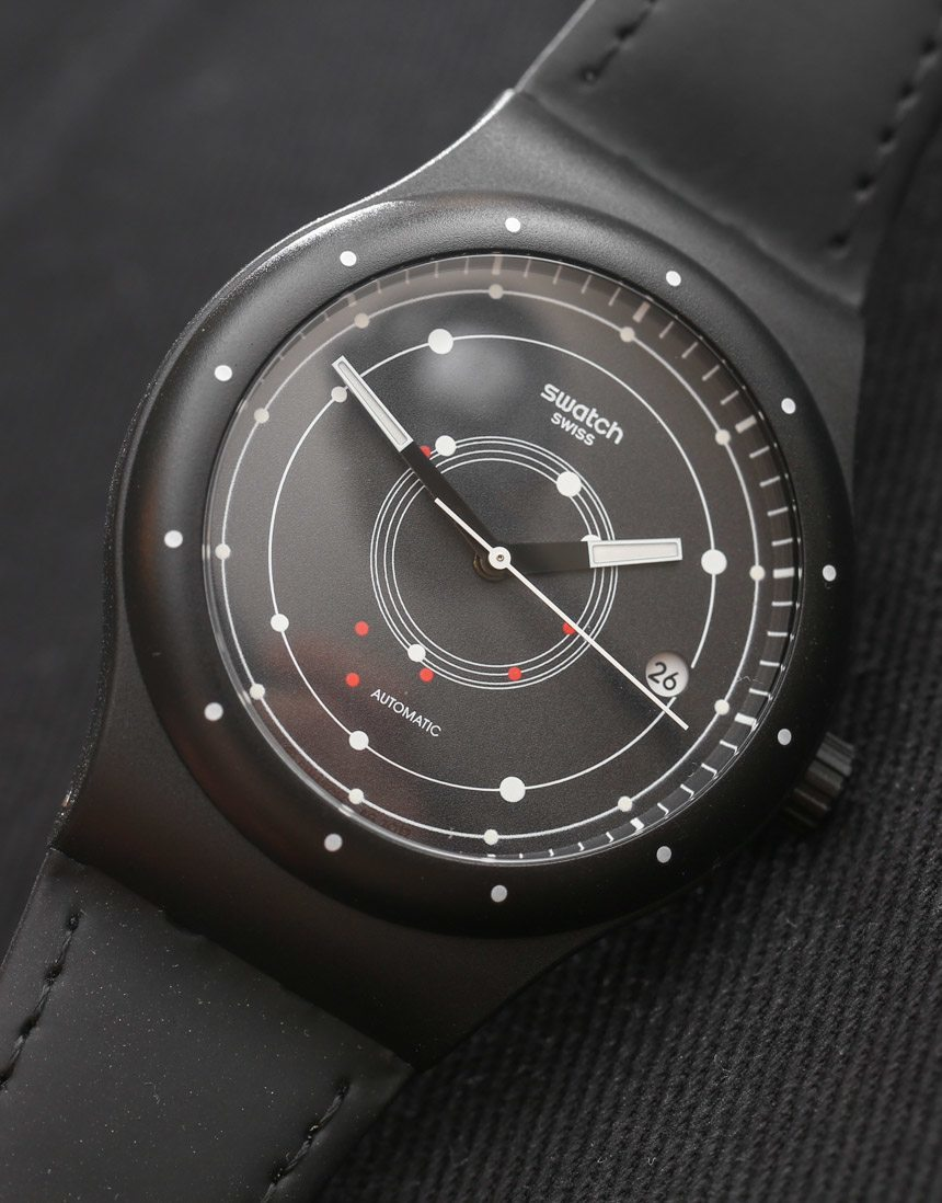 Orologio Swatch Sistem 51 Automatico SUTB400 BLACK Recensione