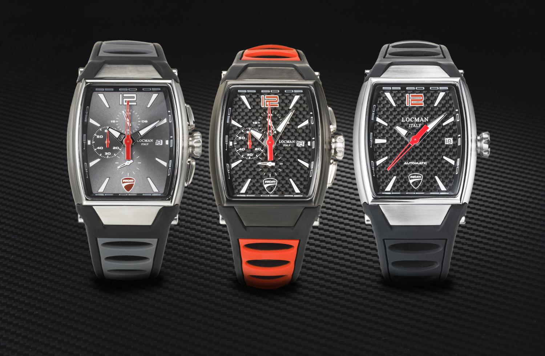 Ducati-Locman nuova collezione