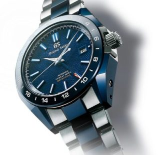Grand Seiko-GMT Blue Ceramic Hi-Beat GMT 36000 Limited Edition