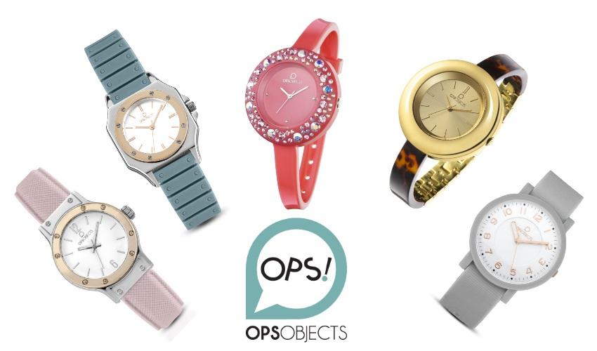 Orologi Ops da donna: un'esplosione di colori e vitalità