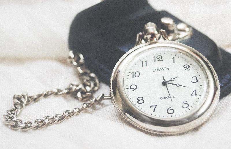 Orologio da taschino, un ticchettio tornato di moda