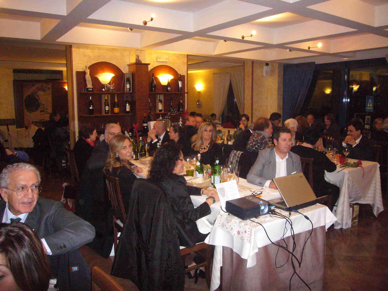 Cena degli auguri 14 dicembre 2013 Civitanova M.