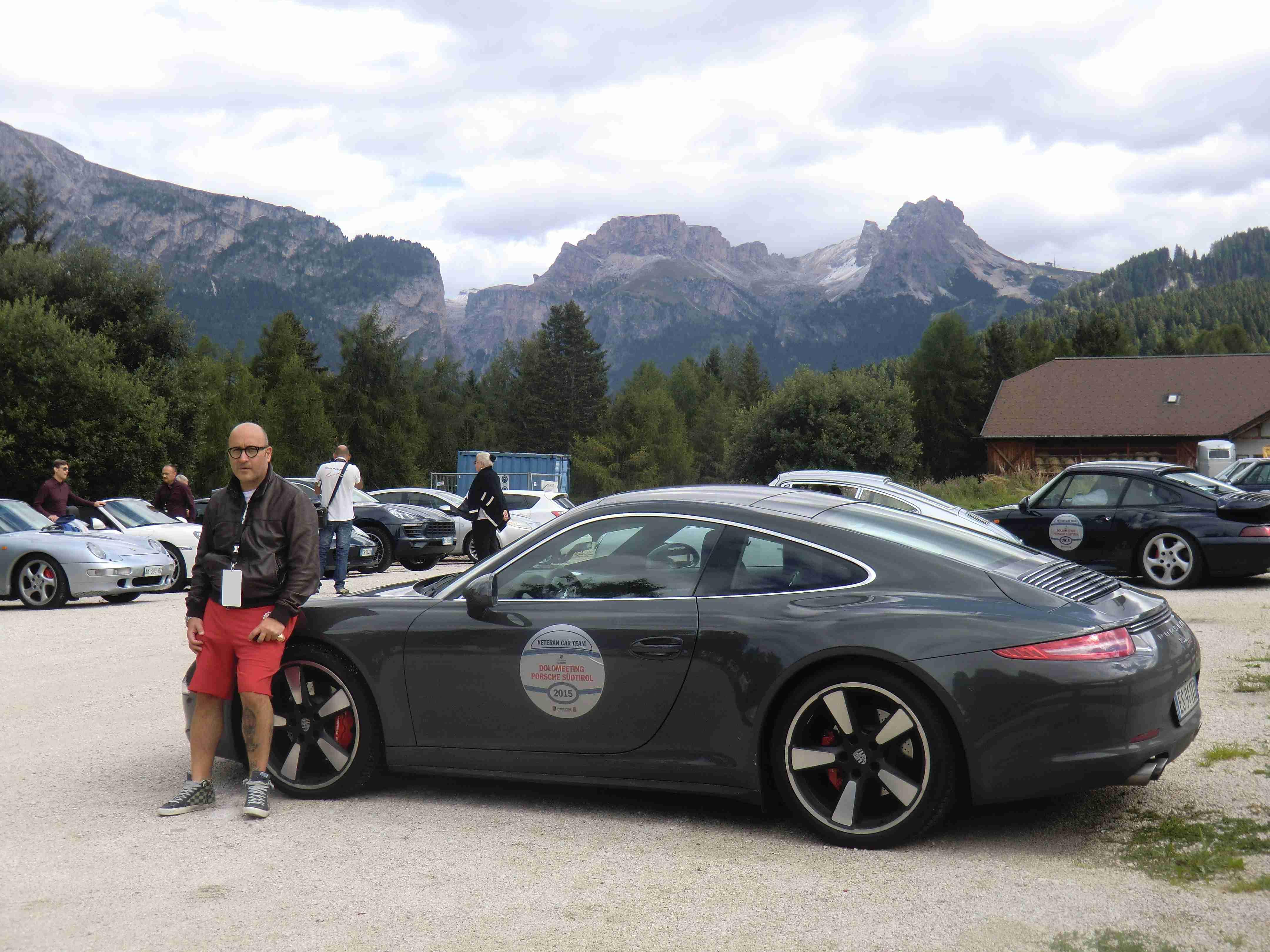 Dolomeeting Porsche Sudtirol seconda parte