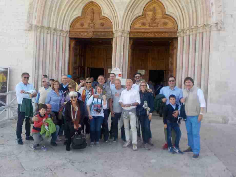 Ancora la bellissima Gita di Assisi (PG)