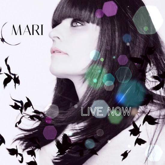 Mari Conti presenta Live Now