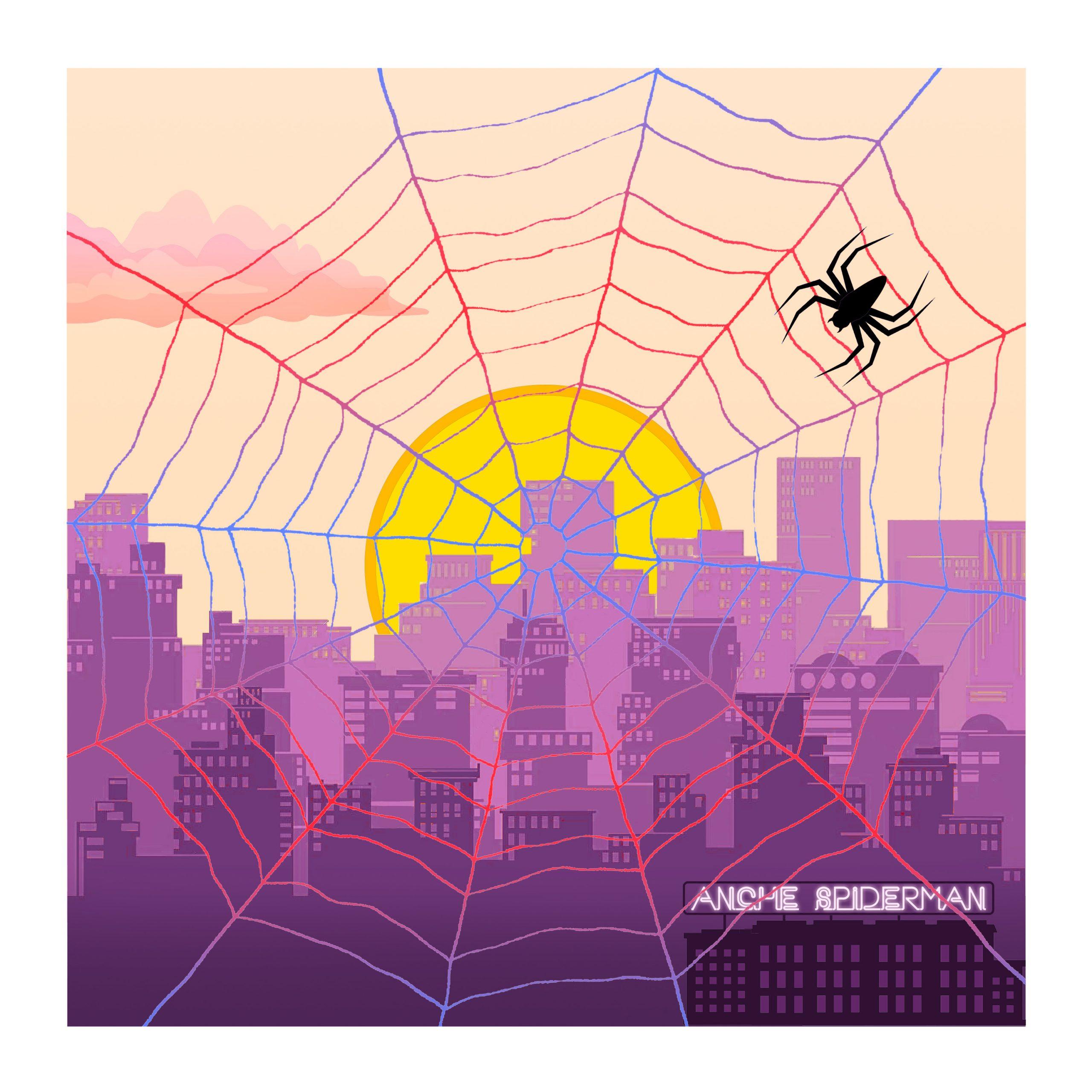 """L'artista DiMeglio presenta """"Anche Spiderman"""""""