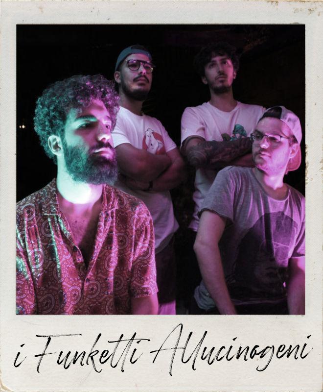 Funketti Allucinogeni , cover album